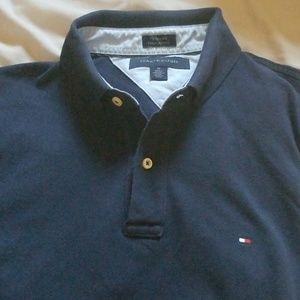 Tommy Hilfiger Polo - Navy  blue - Rarely worn